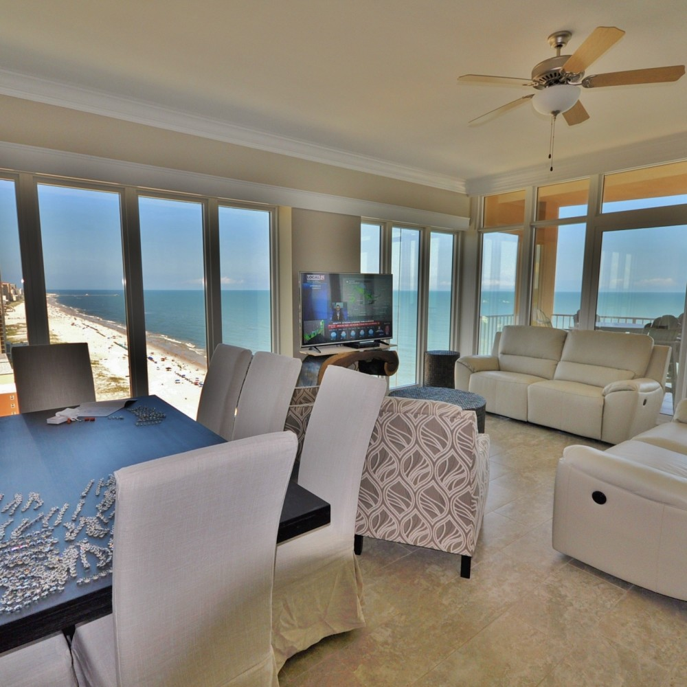 Phoenix Gulf Shores 4 Bedroom Beachfront Condo